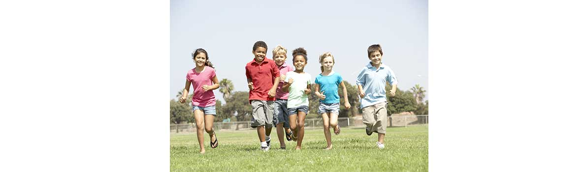 Exercise physiologist and sport scientist for children